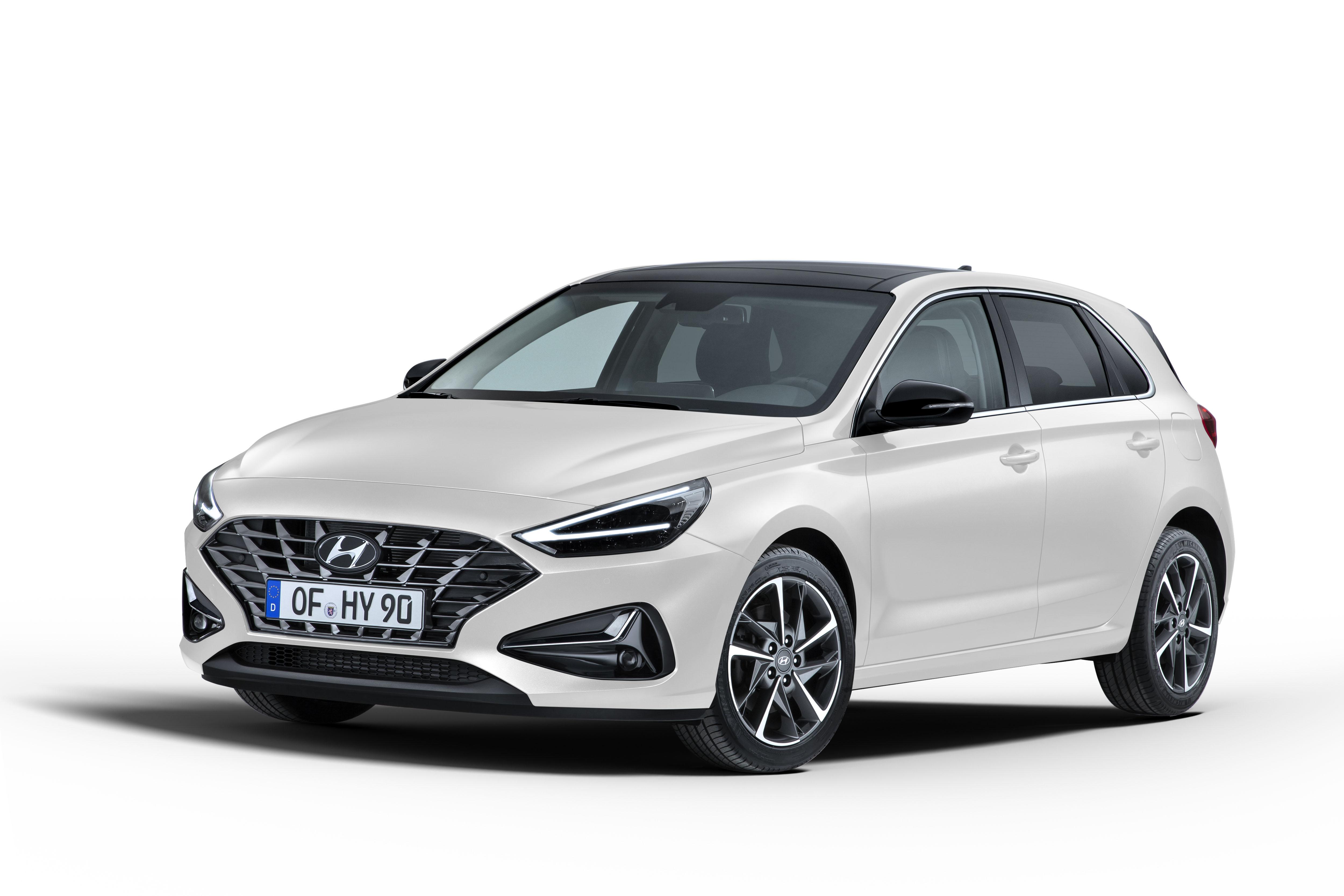 new Hyundai i30_Polar White
